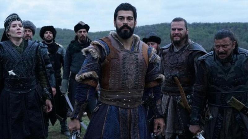 Kuruluş Osman dizisinde iki veda birden!
