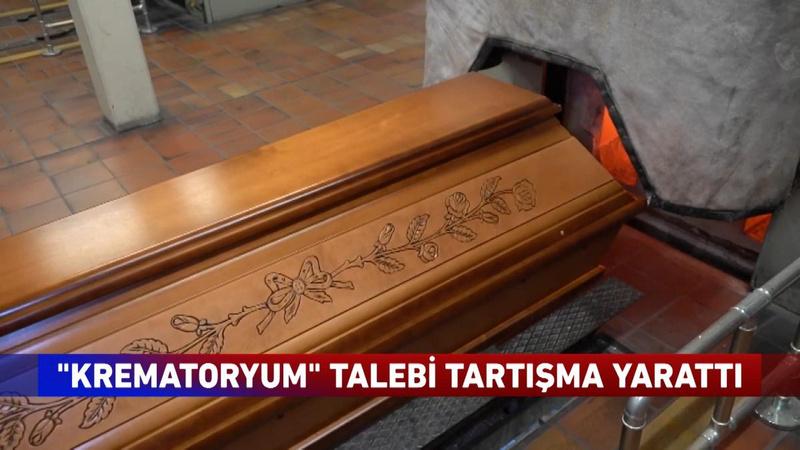 İlahiyatçılardan Krematoryum tepkisi