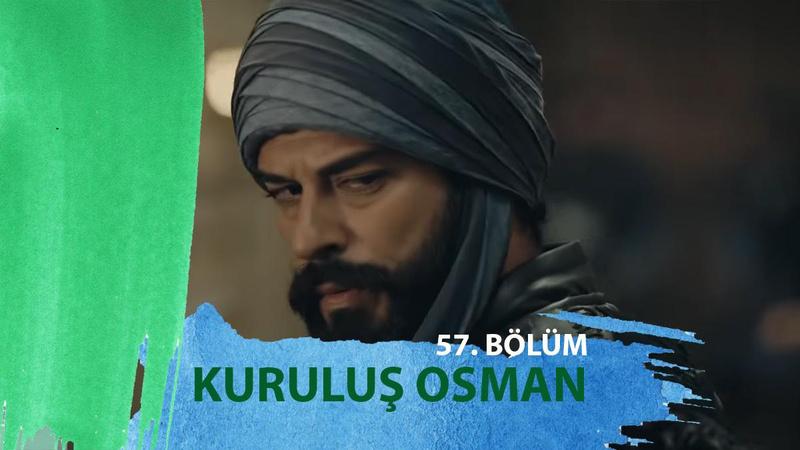Kuruluş Osman 57. Bölüm İzle
