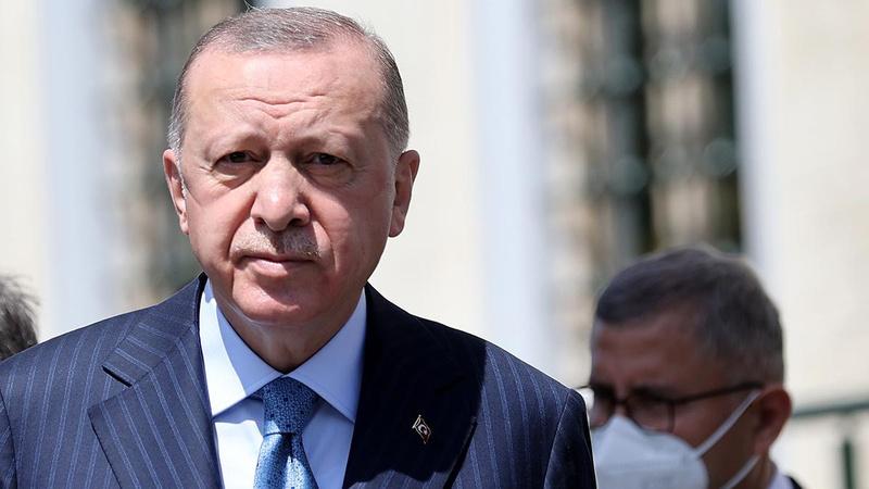 Cumhurbaşkanı Erdoğan'dan yeni anayasa açıklaması