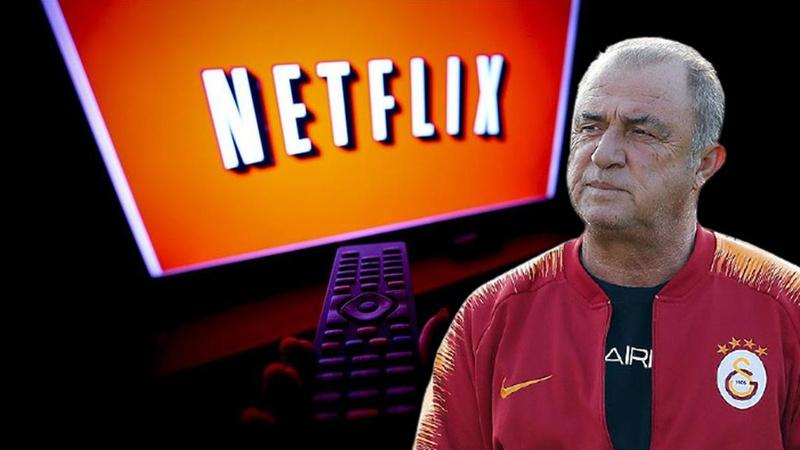 Netflix'te Fatih Terim sürprizi! Açıklama...