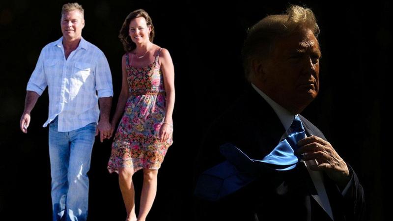 Şoke eden olay: Eşini öldürüp onun yerine Trump'a oy atmış