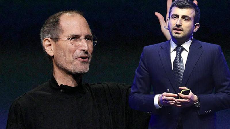 Selçuk Bayraktar'a Steve Jobs benzetmesi: İHA'ların babası