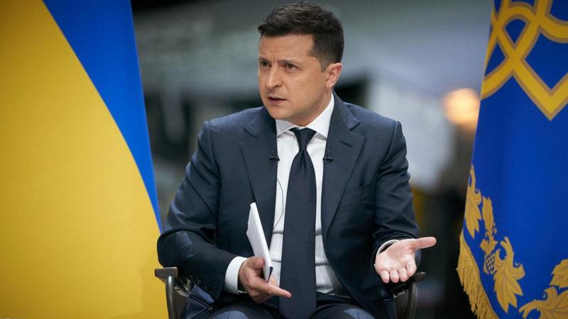 Zelenskiy'den kritik açıklama: Yüzde 99 Rusya'ya bağlı!