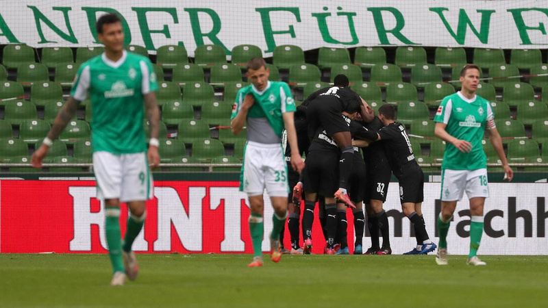 Werder Bremen, Bundesliga'ya veda etti