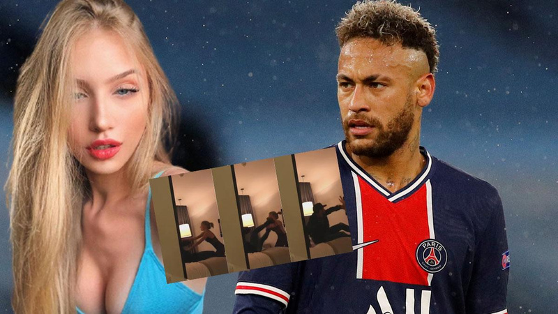 Yıldız futbolcu Neymar'a cinsel saldırı şoku! Nike duyurdu