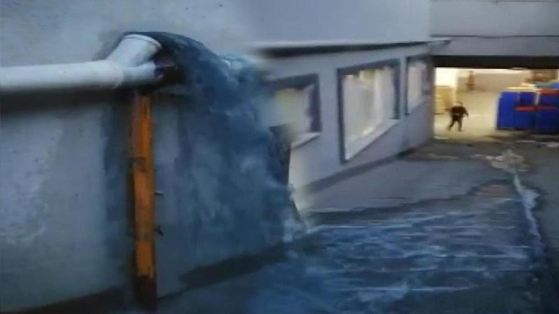 Mavi su tedirginliği: Bunları içip ölüyorlar