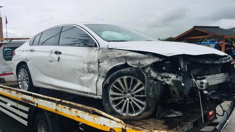 MHP'li iki vekil kazada yaralandı
