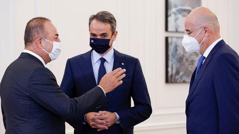 Yunanistan Çavuşoğlu'nun açıklamalarını reddetti!