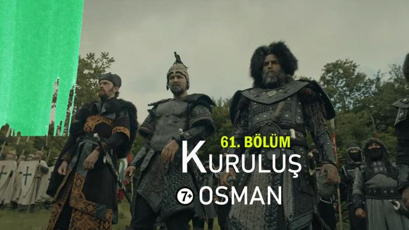 Kuruluş Osman 61. Bölüm Full İzle