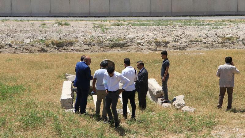 Mühendisin mezarı 106 yıl sonra bulundu