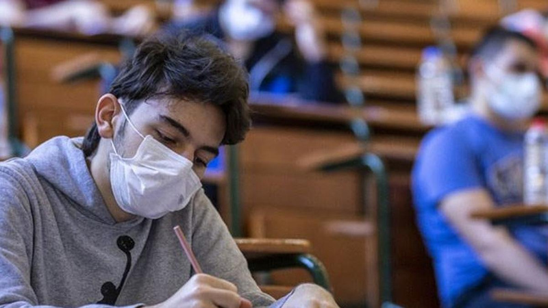 LGS'de maske takmak zorunlu mu?