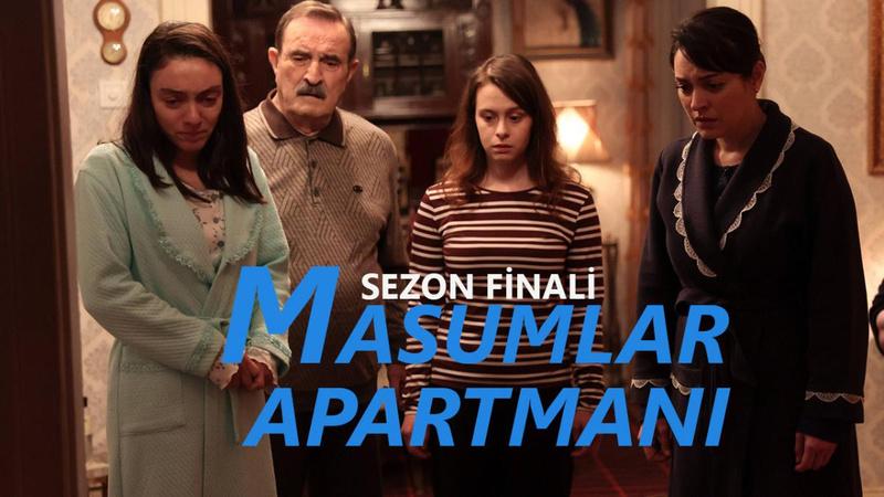 Masumlar Apartmanı Sezon Finali İzle