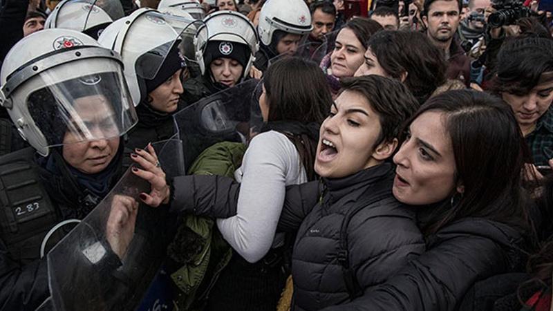 Kadıköy'deki 'Las Tesis' davasında karar