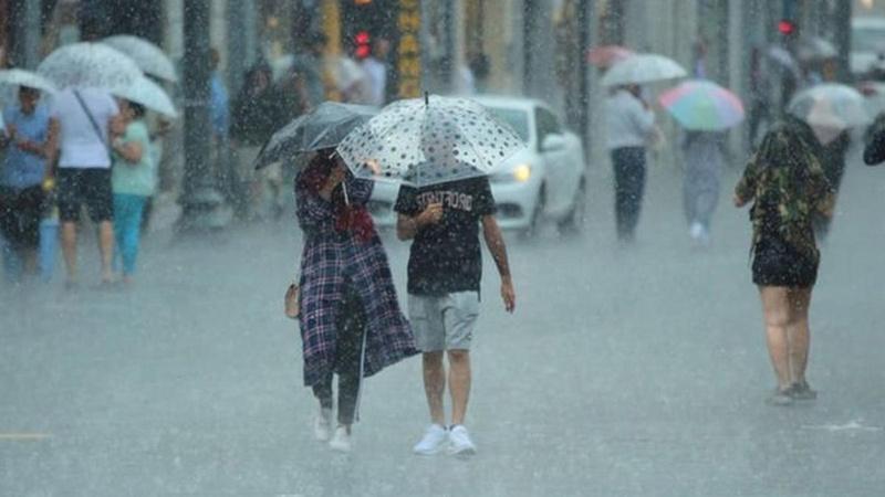 Meteoroloji'den yarın için uyarı