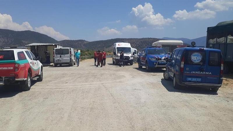 Kaçak kazıda metan gazından zehirlendiler: 2 ölü!