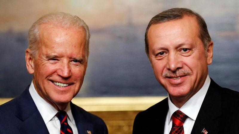 Cumhurbaşkanı Erdoğan ve Biden bugün bir araya geliyor!