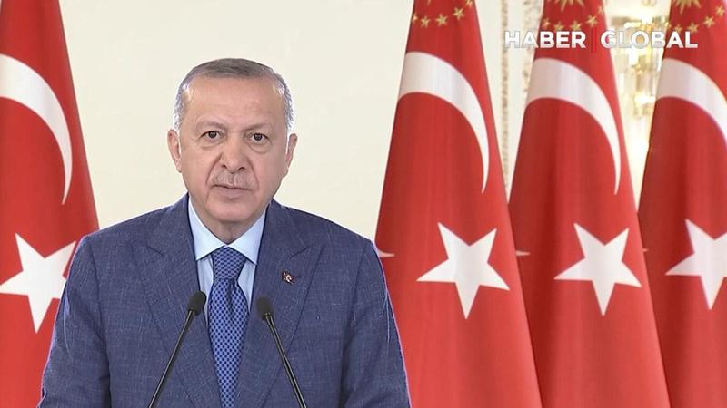 Erdoğan'dan NATO'ya mesaj