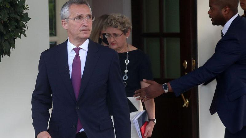 NATO Zirvesi'nde Stoltenberg'den ilk açıklama