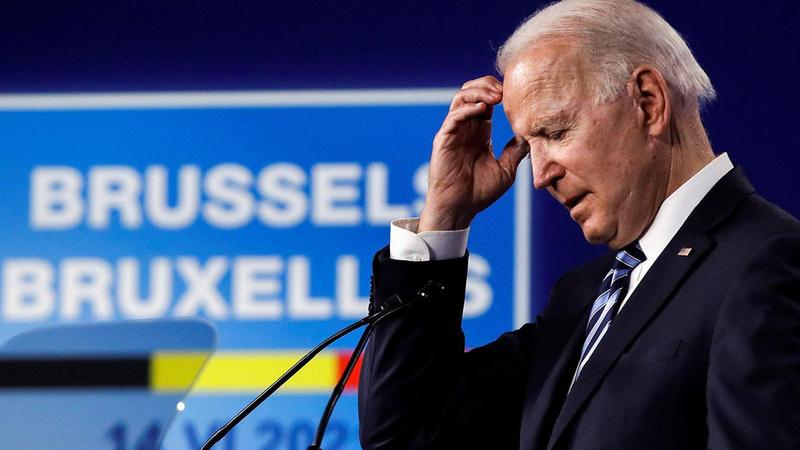 Putin'e 'katil' diyen Biden zor soruyu geçiştiremedi