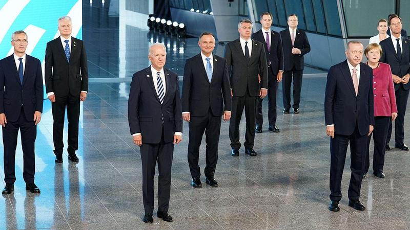 NATO zirvesi bildirisinde 'Türkiye' detayı!