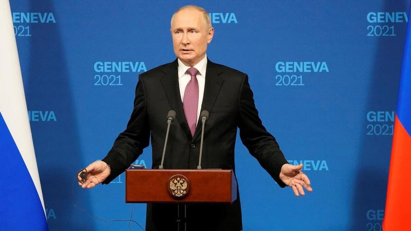 Rusya lideri Putin: Joe Biden beni, ben de onu davet etmedim