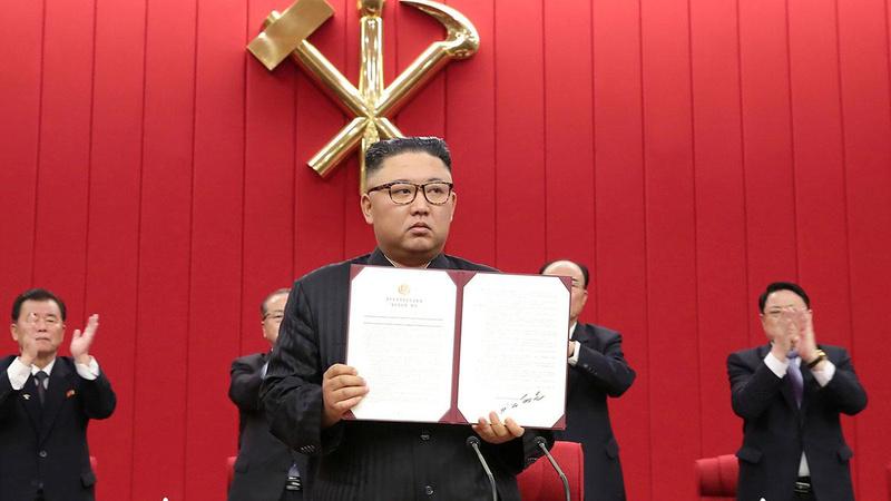 Kuzey Kore'de 2005'ten bu yana bir ilk!