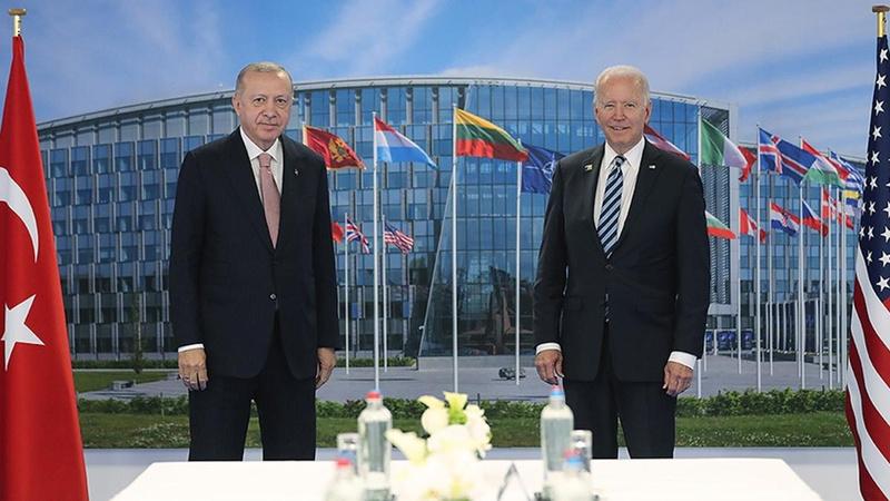 Erdoğan-Biden görüşmesi açıklaması: Ortak irade var