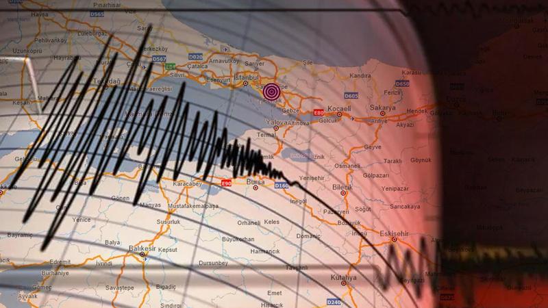 İstanbul'da deprem! AFAD'dan açıklama