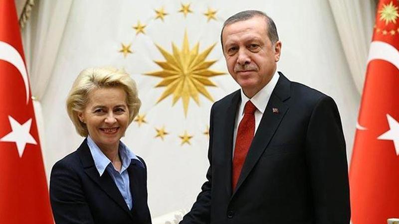 Cumhurbaşkanı Erdoğan'dan AB ile kritik görüşme