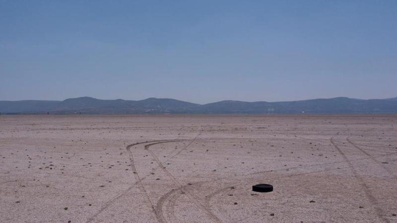 Ülkenin en büyük ikinci gölüydü! Tamamen kurudu