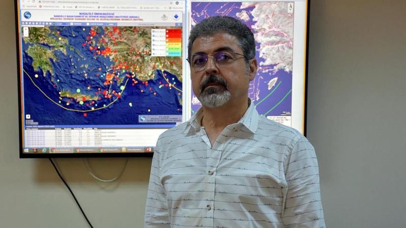 Prof. Sözbilir'den deprem fırtınası uyarısı