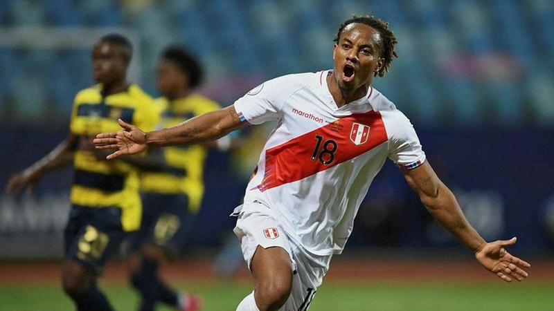 Copa America'da 4 gollü düello