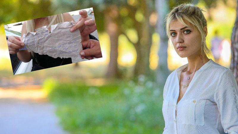 Ensesinden vurduğunu ileri sürdü! Mektup iddiası şoke etti