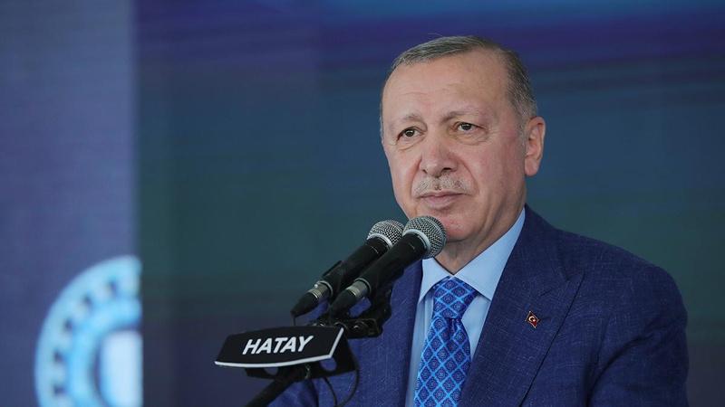 Cumhurbaşkanı Erdoğan: Yeni adımlar içerisindeyiz
