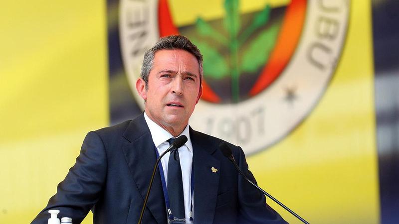 Ali Koç yeniden Fenerbahçe Başkanı