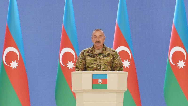 Aliyev'den Türkiye'ye teşekkür