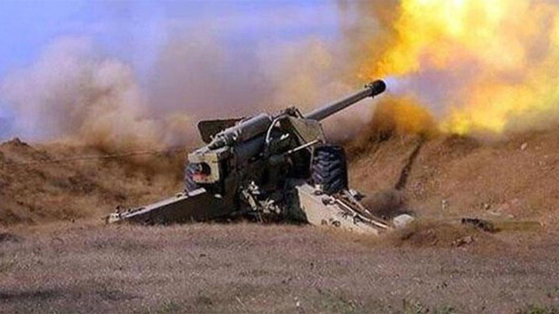 Ermenistan'dan bir ateşkes ihlali daha!