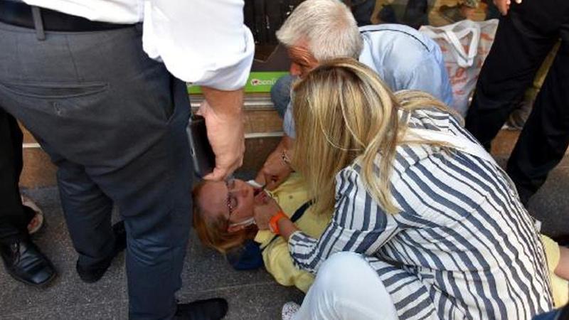 Demirel'in manevi kızı Marmaris'te hayat kurtardı