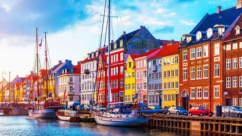 Avrupa'nın en sosyal ülkesi Danimarka