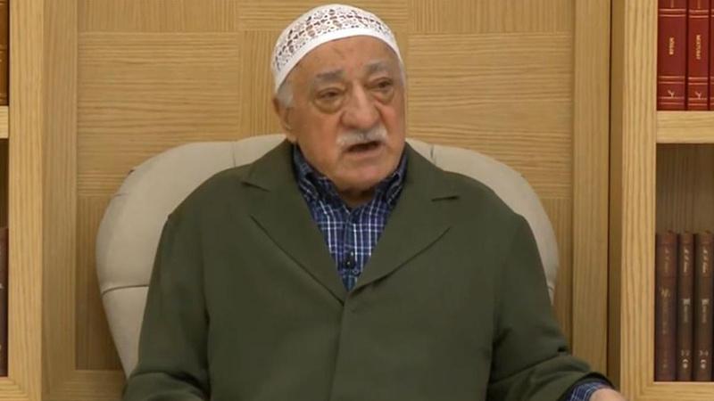 FETÖ elebaşı Gülen'e gazete ilanıyla tebligat