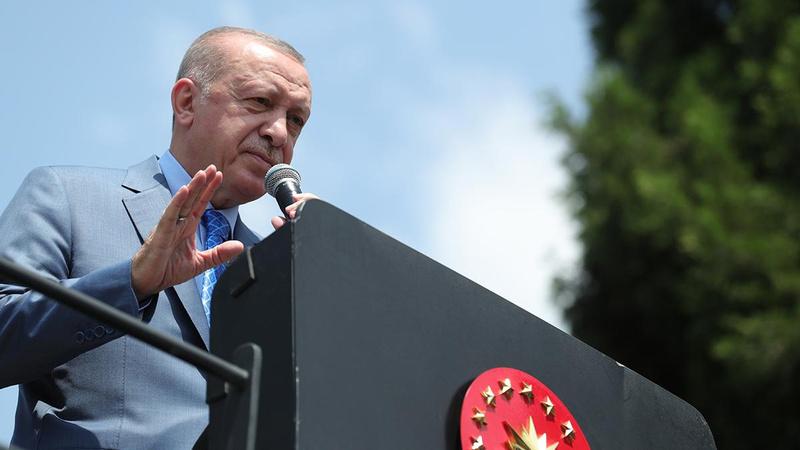 Erdoğan'dan 'Tank Palet' açıklaması: Tapusu devlette kalacak