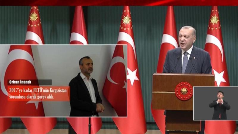 FETÖ'nün kilit ismi Türkiye'de
