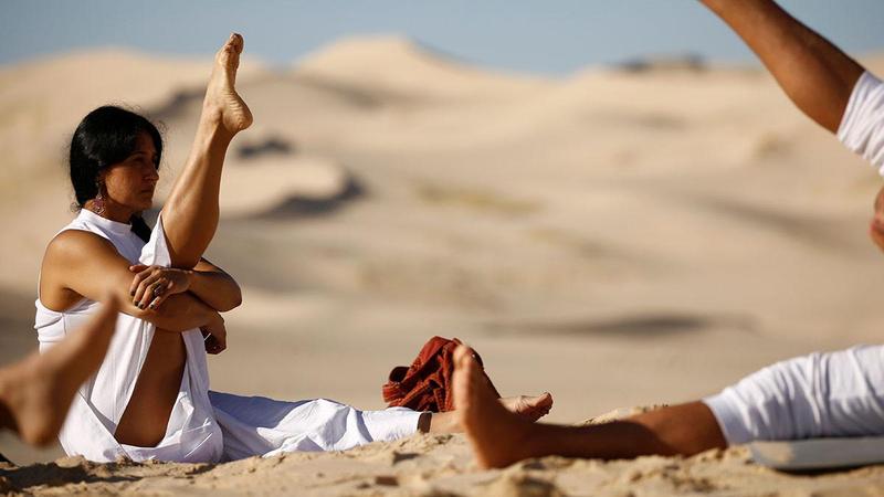 Yoga adı altındaki cinsel istismarları ortaya çıkardı!
