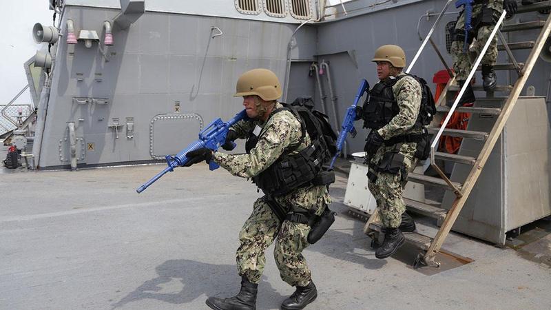 Rusya Karadeniz'e giren gemiyi izlemeye aldı