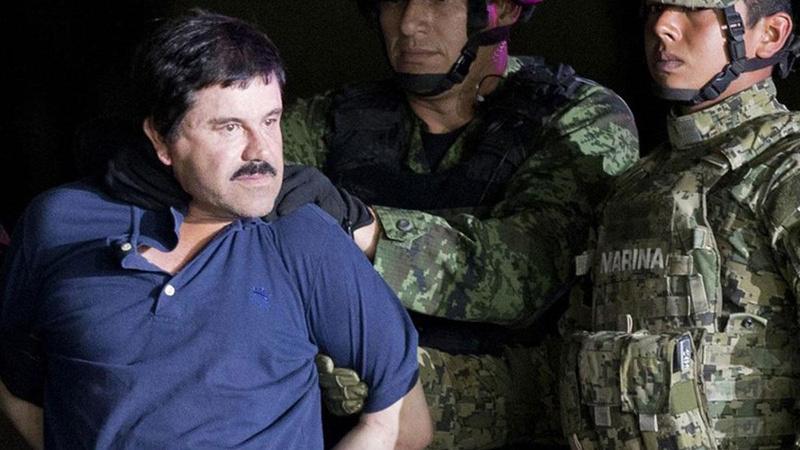 Uyuşturucu baronu 'El Chapo'nun evi yeni sahibini bulacak
