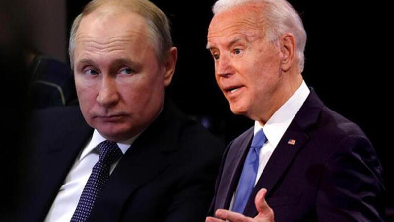 Biden'dan Putin'e 'Harekete geç' çağrısı