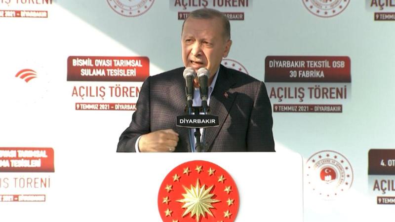 Erdoğan: Diyarbakır Cezaevi'ni boşaltıyoruz
