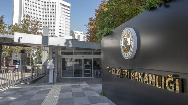 Dışişleri Bakanlığı'ndan Yunanistan'a çağrı