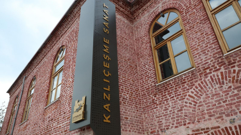 İBB Kazlıçeşme Sanat için 22 milyon lira ecrimisil istedi